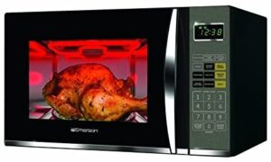 Emerson 1.2 CU. FT. Griller Microwave Oven